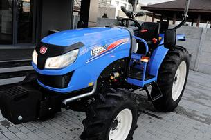 New ISEKI TLE tractors with official premiere at AGRA 2018 fair